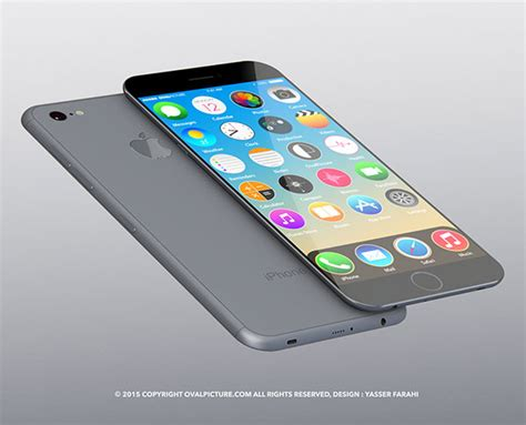 beautiful new apple iphone 7 concept design specs images