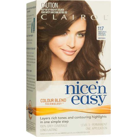 clairol hair colors clairol n easy permanent hair colour 117