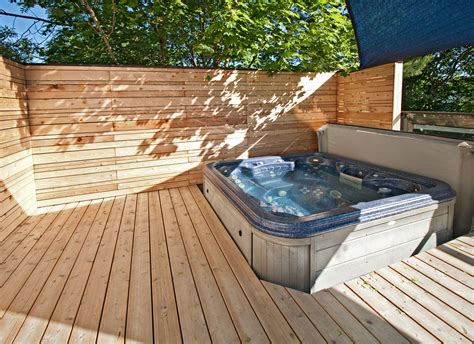 hot tub deck rsi projects