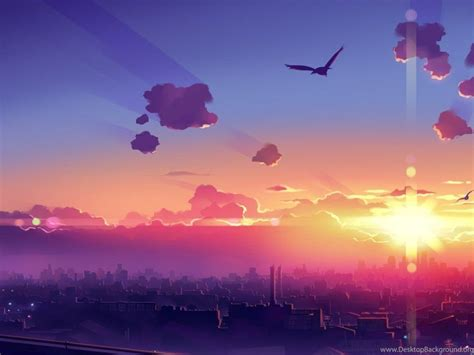 Anime Wallpaper Backgrounds by Purple Anime Scenery Wallpapers Top Free Purple Anime