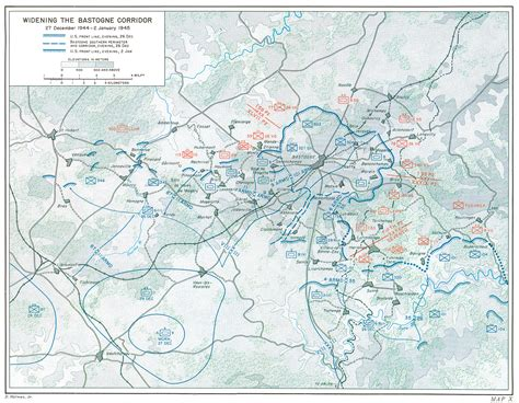 siege gap the ardennes battle of the bulge chapter 24
