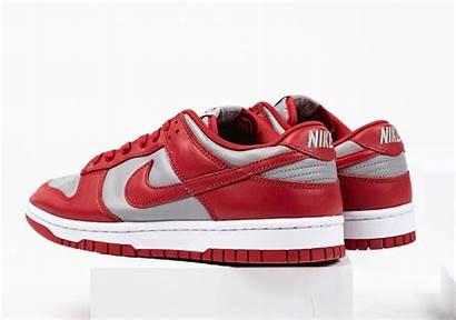 Dunk Nike Low Unlv Release Date Grey