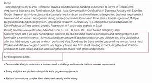 Examples Of Good And Bad Cvs Tips To Prepare Cv For Data Science Roles Professional Cv