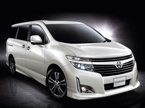 Nissan Elgrand Picture by Nissan Elgrand Highway Picture 2 Reviews News