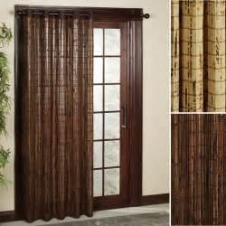 top 5 inspiring ideas of window treatments for sliding glass doors house design