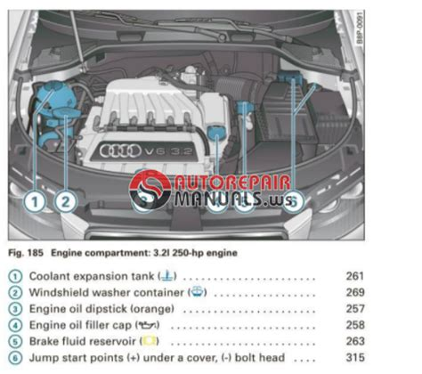 audi  owners manual auto