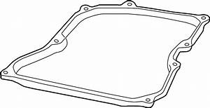 Volkswagen Passat Wagon Automatic Transmission Oil Pan