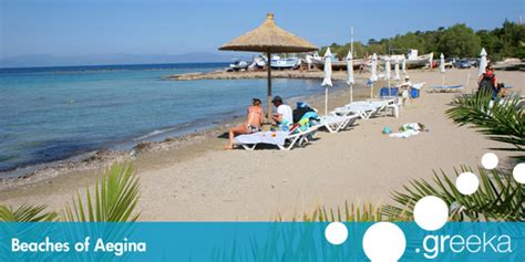 Best 4 Beaches in Aegina island - Greeka.com