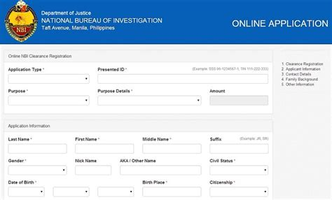 asus bureau nbi clearance application now available noypigeeks