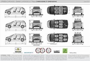 Taille Coffre C4 Picasso : caract ristiques techniques et quipements citro n c4 picasso grand c4 picasso pdf ~ Medecine-chirurgie-esthetiques.com Avis de Voitures