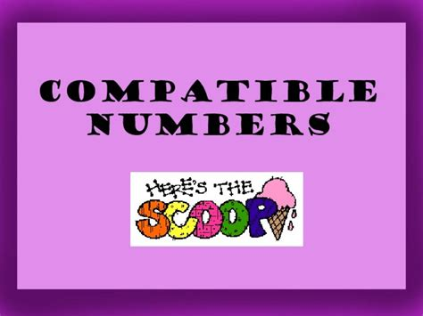 mental math  compatible numbers collection lesson planet