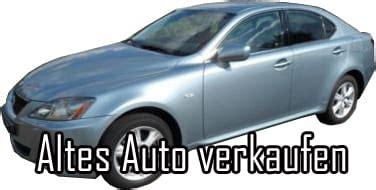 Altes Auto Verkaufen Ankauf Alten Autos
