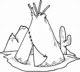 Native American Symbols Coloring Pages Printable Indian Getcoloringpages Headdress Chief sketch template