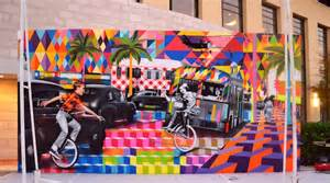 palms beach street artists time squares artists eduardo vibrant colors eduardo kobra