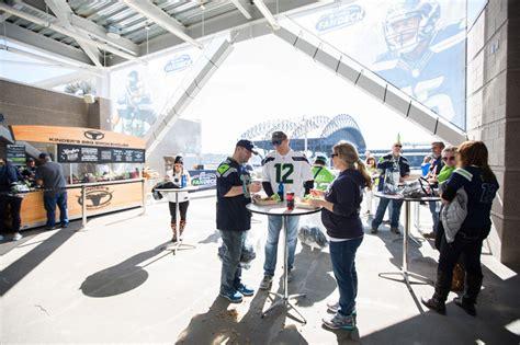 Toyota Fan Deck Seattle Seahawks
