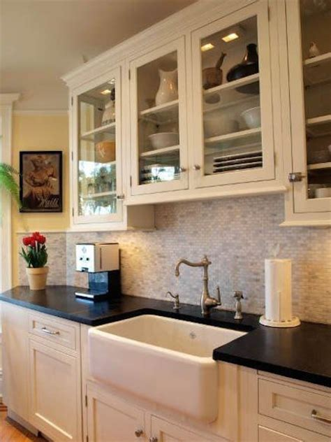 Kitchen Curtain Ideas Above Sink by Options For A Kitchen Design With No Window The Sink