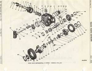 Sweptline Org - 1963-1968 Online Parts Catalog - Axle