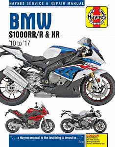 Bmw S1000rr R  U0026 Xr 10 To 17 Haynes Repair Manual