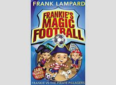 Frank Lampard signs deal to write children's books Daily