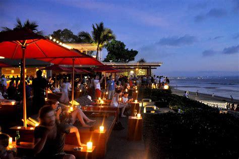 de ta beach club bali beach club beach restaurant