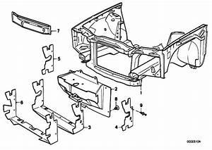 Original Parts For E30 320i M20 Cabrio    Bodywork   Front