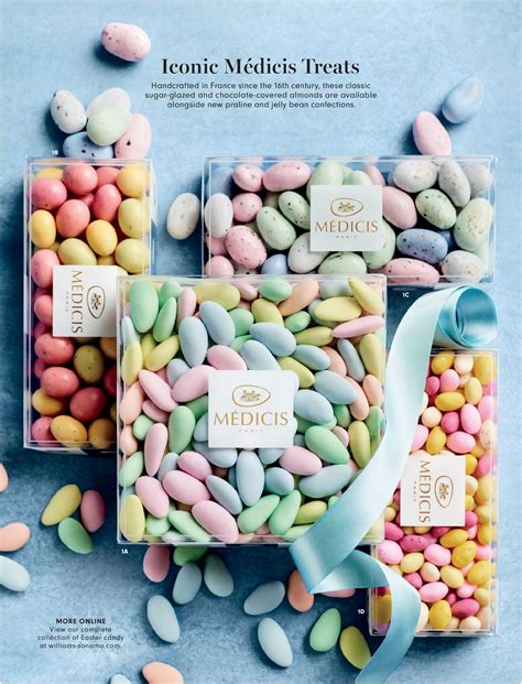 Chocolate, sugar, chocolate liquor processed with alkali, cocoa butter, soy lecithin, vanilla, roasted estate arabica coffee beans, cocoa powder, confectioner's glaze, gum arabic. Williams-Sonoma Current weekly ad 04/01 - 04/30/2020 16 - frequent-ads.com