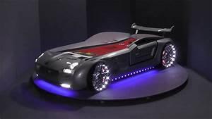Autobett Mit Led : autobett roadster mit led und sound kinderbett autobetten pr sentation youtube ~ Sanjose-hotels-ca.com Haus und Dekorationen