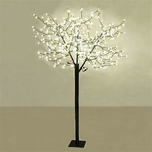 Floor tree lamp - 10 lamps covering any type of lighting