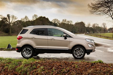 small renault ford ecosport 2018 review better but still not the