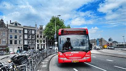 Wallpapers Buses 4k Bus Amsterdam Ultra