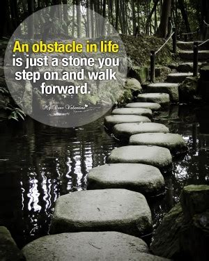 obstacles  life quotes quotesgram