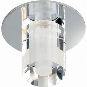 Endon lighting enluce single light halogen recessed