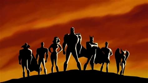Justice League Animated Wallpaper - throwback thursday justice league the animated series