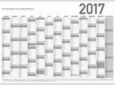 A1 Wall planners Print By Townsend