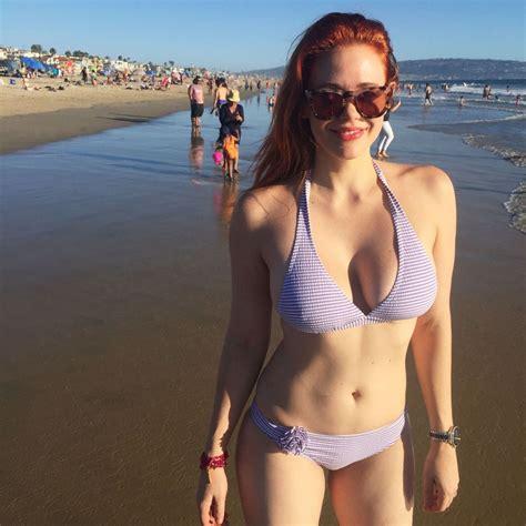 maitland ward   bikini  malibu beach september