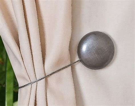Drapery Tie Back Hooks. Drapery Tie Cot Bedding Sets And Curtains How To Put A 3 Piece Curtain Rod Together 2 Rods 24 48 Swag Making Children S Bay Window Rails Uk Select The Right