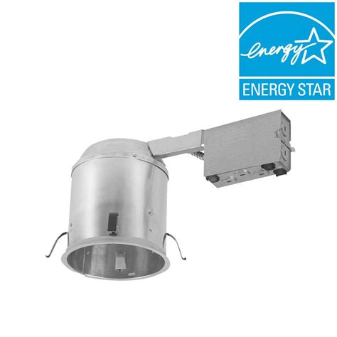 can led lighting be bad halo h750 6 in aluminum led recessed lighting housing for