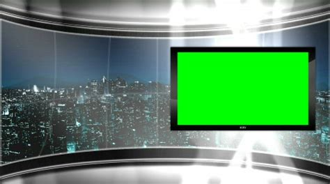 the white house political broadcast intro free template download hd virtual tv studio news set with city skyline in the