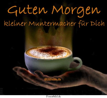 guten morgen kaffee gif  gif images