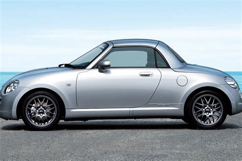 Daihatsu Copen Roadster — The Ultimate S For Japan