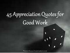 45 Appreciation Quotes...