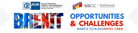brexit opportunities challenges brcc