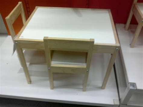 Ikea Latt Wood Childrens Table And Chairs New & Boxed