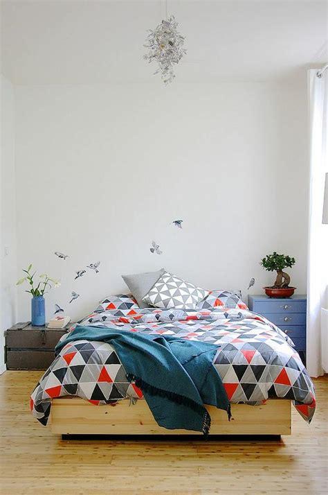 deco chambre scandinave décoration scandinave 25 idées pour votre intérieur cet été