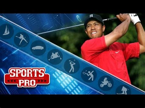 Tiger Woods Biography - American Golfer - YouTube