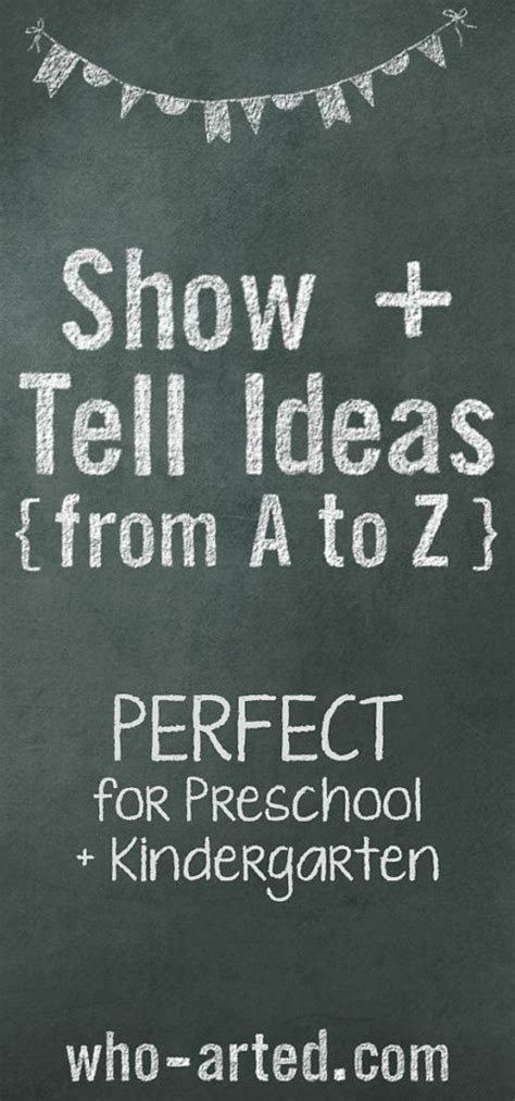show and tell letter k show tell ideas from a to z who arted 61711