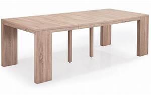 Table Console Extensible LesTendancesfr