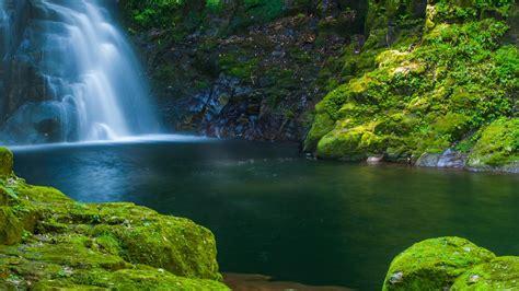 nature images hd akame shijuhachi waterfall japan hd