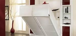 Lit Armoire Conforama : lit armoire conforama sofag ~ Teatrodelosmanantiales.com Idées de Décoration