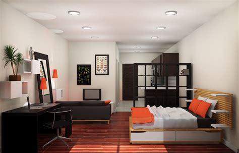 working   studio apartment design midcityeast